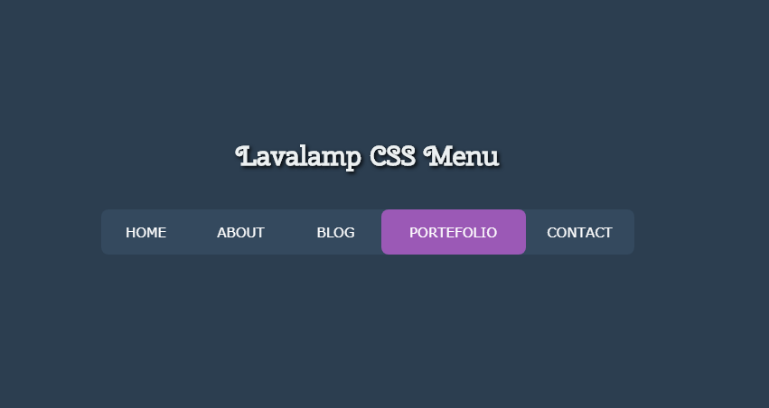 15 Best Horizontal Menus With Css